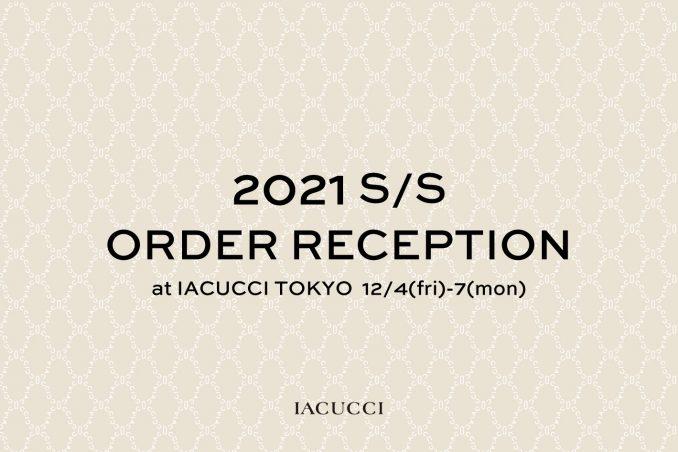 《大丸東京店》2021春夏コレクション受注会のお知らせ